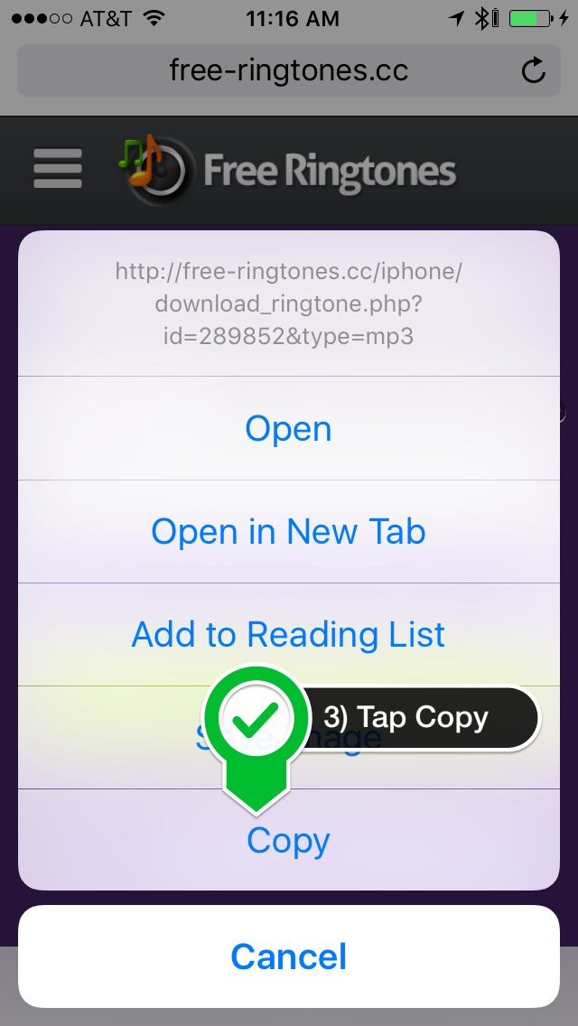 How to set ringtone on iphone without itunes and garageband