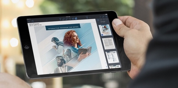 Video: Using Notability with the Interactive Program for Jehovah's Witnesses