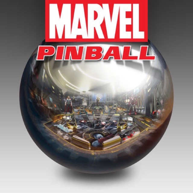 Great Deal! Was $0.99, Now Free!  Marvel Pinball for iPhone and iPad