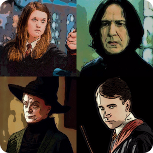 Quiz Harry Potter answers