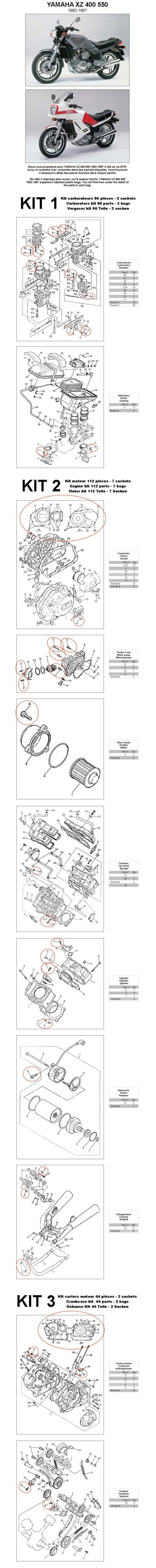 small resolution of yamaha xz 550 wiring diagram