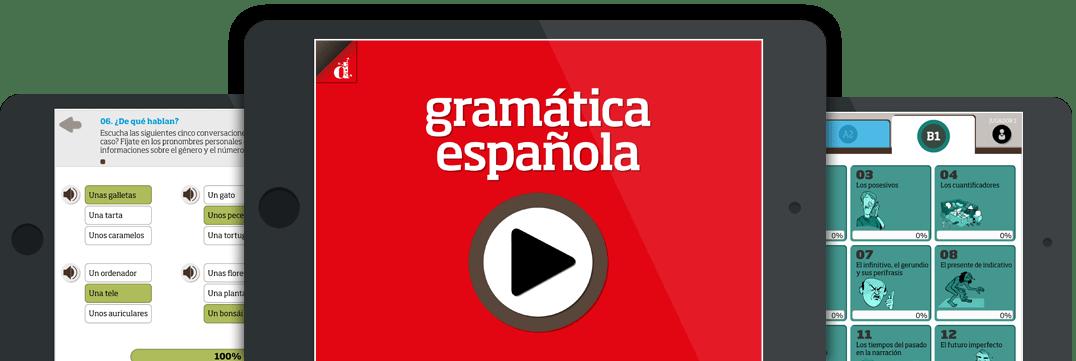 App de Gramática Española Difusión