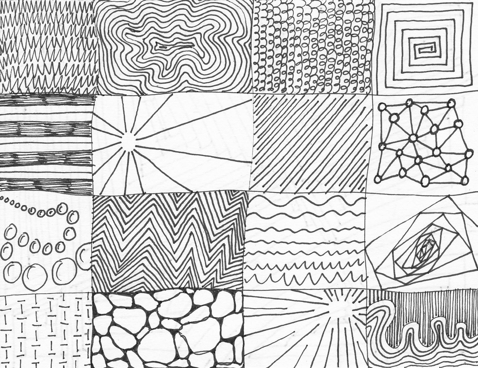 Thumbnails Exploring Line Point Shape Form Scale