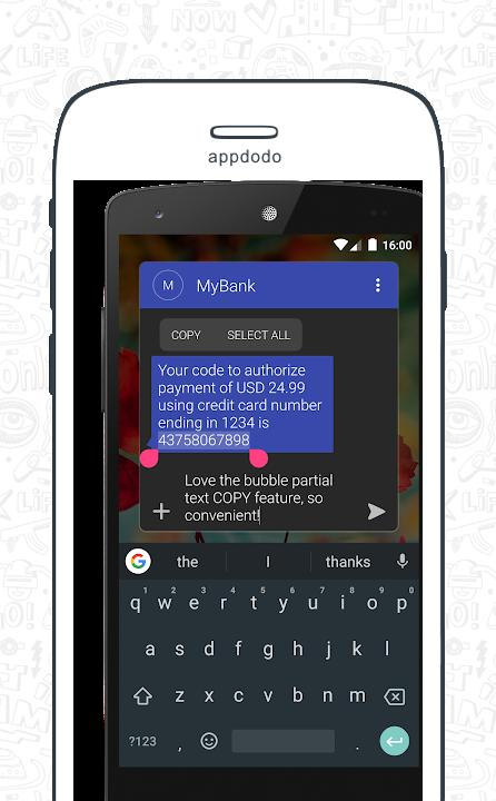 textra sms app download