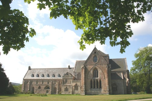 Pluscarden Abbey