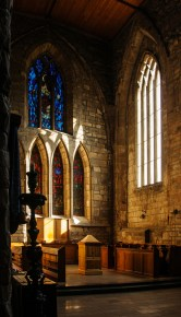 The Choir, Pluscarden Abbey