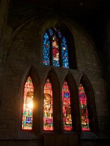 The East Window of The Choir