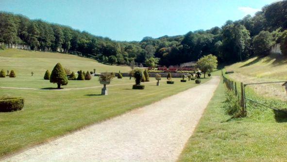 Gardens of Abbey Val-des-Choux