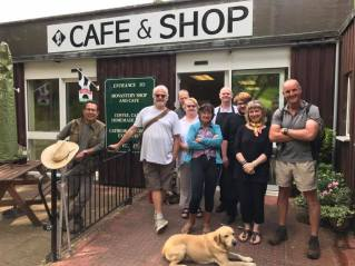 Prinknash Abbey Cafe