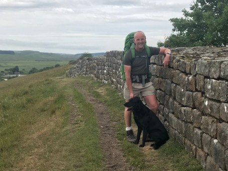 Crossing Hadrian's Wall