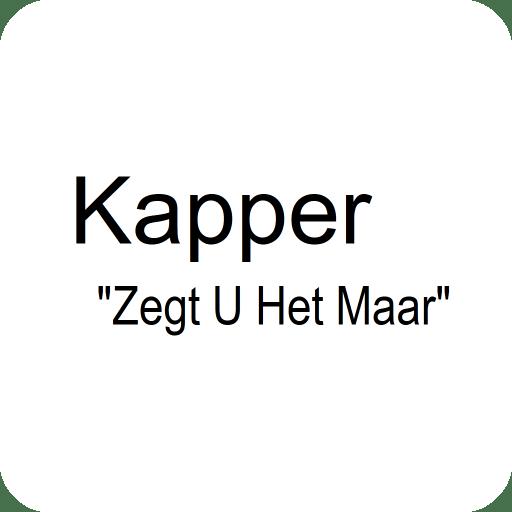 Kapper Zegt U Het Maar!