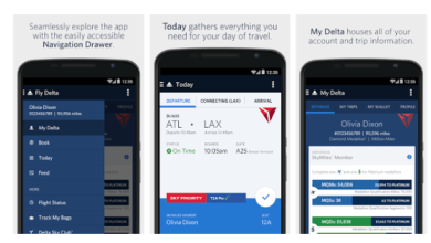 delta airlines mobile app