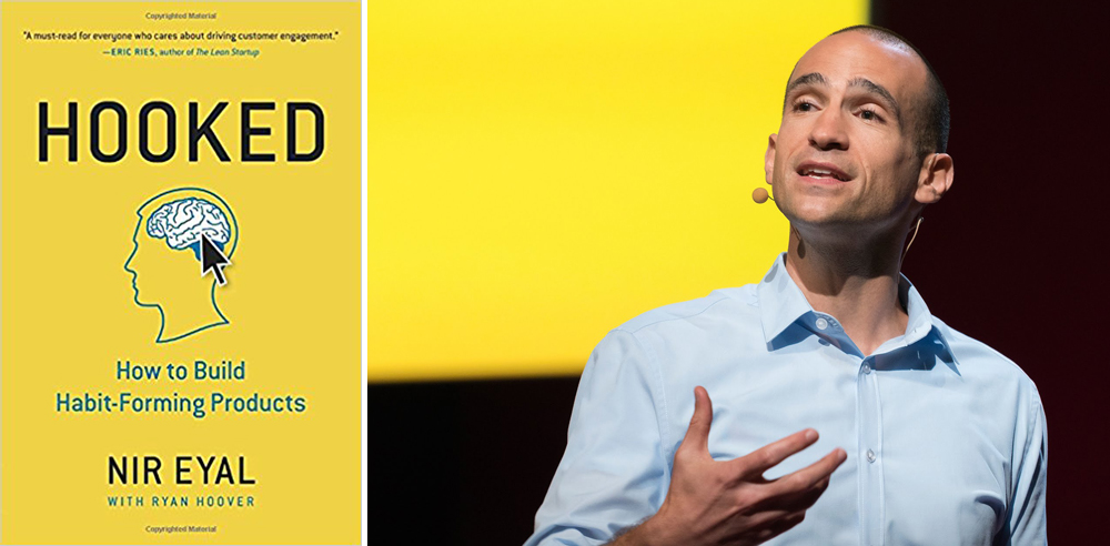 Hooked: How to Build Habit Forming Products By Nir Eyal