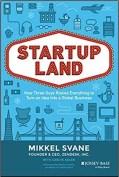 startup land book by mikkel svane