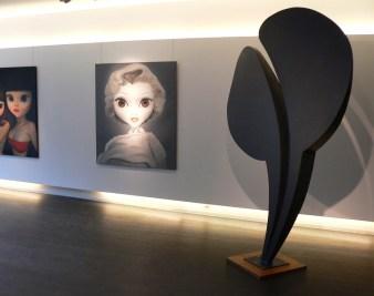 Galerie in Brugge