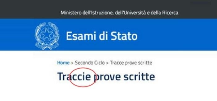 Qualche effetto dell'invasione giornalistica della scuola pubblica italiana