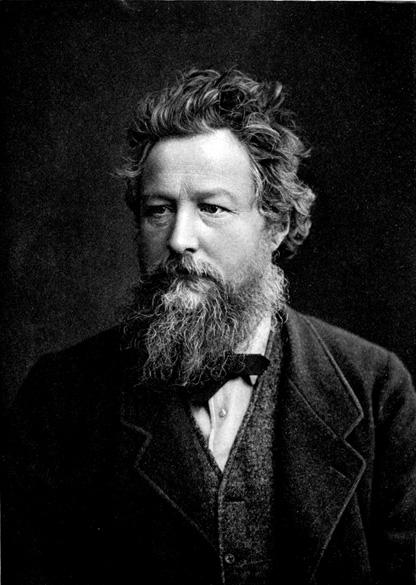 William Morris, l'arte e il lavoro