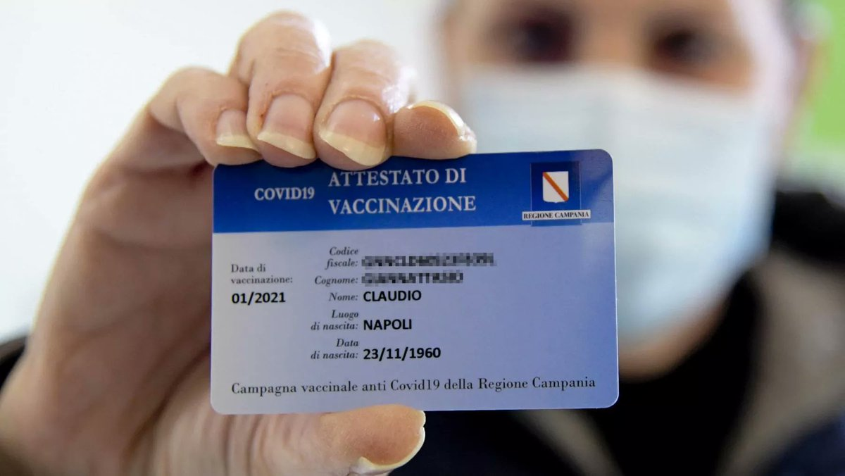 Incostituzionalità del pass vaccinale