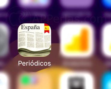 Periódicos Españoles, una aplicación para estar bien informado