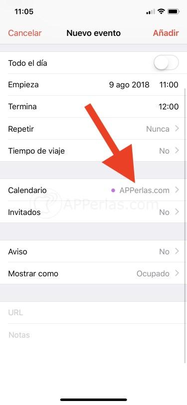 Cuidado con esto al compartir calendarios en iPhone y iPad