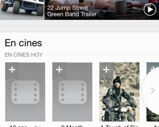 IMDB para iOS 7 ya disponible para nuestro iPhone