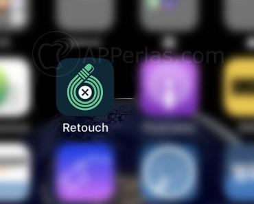 TOUCHRETOUCH, la app para borrar de las fotos lo que desees