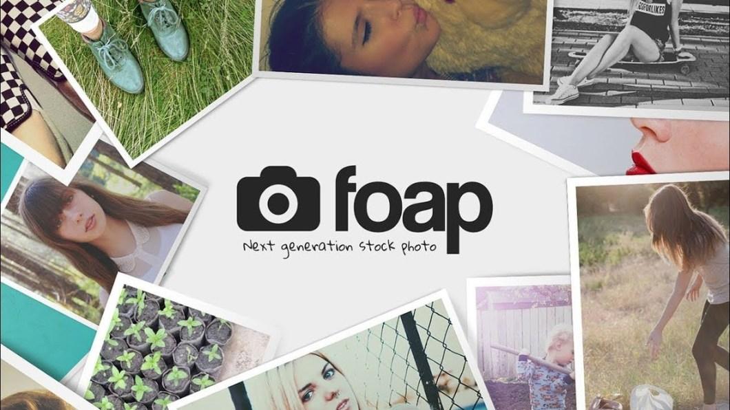 Vender fotos gracias a FOAP