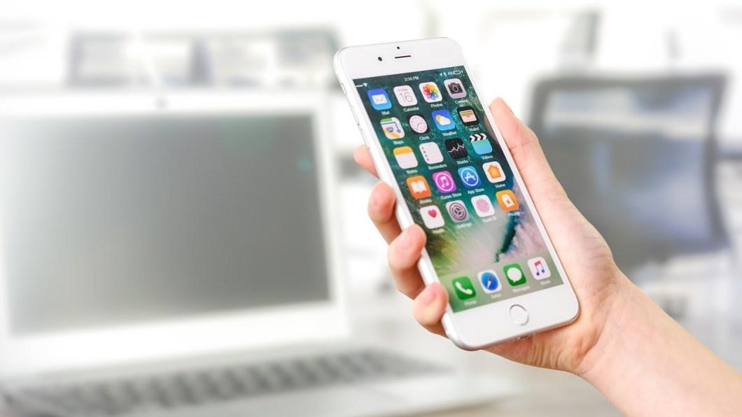 Iconos más grandes en la pantalla de inicio del iPhone