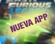 Fast and furious nueva app