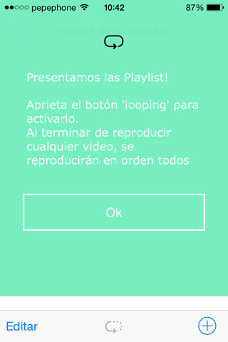 Video explorer 2.4 Playlist