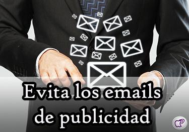 emails de publicidad