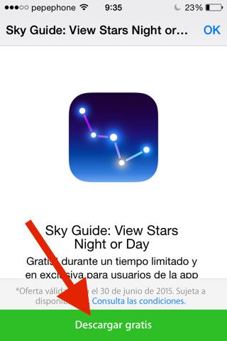 Sky guide gratis 4