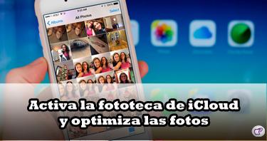 fototeca de iCloud