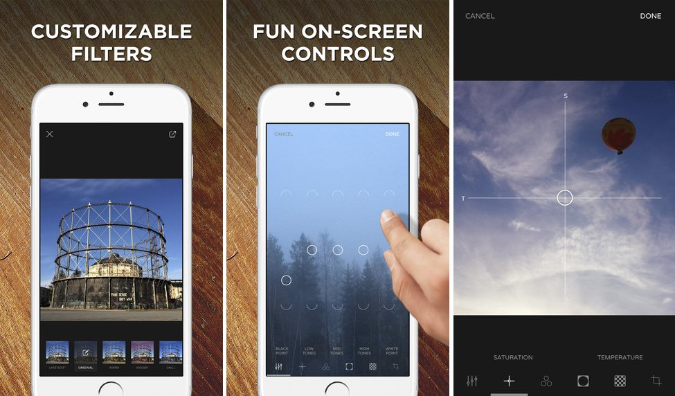 App Ultralight iPhone