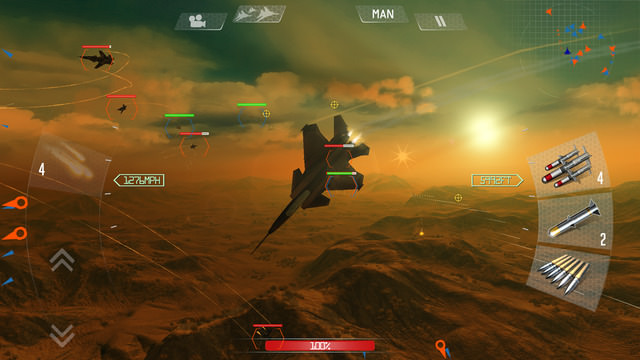 Sky Gamblers Air Supremacy app