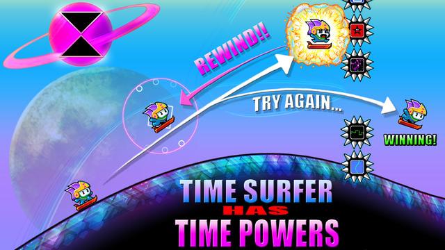 Time surfer 1
