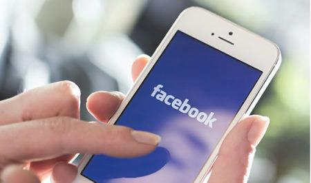 No me gusta de Facebook iphone