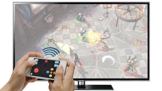 App de mando Gameloft pad