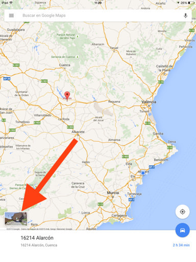 Google maps 4.10.0 street view