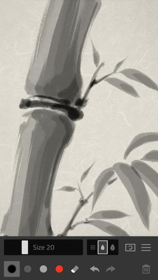 Zen Brush 2 iPad