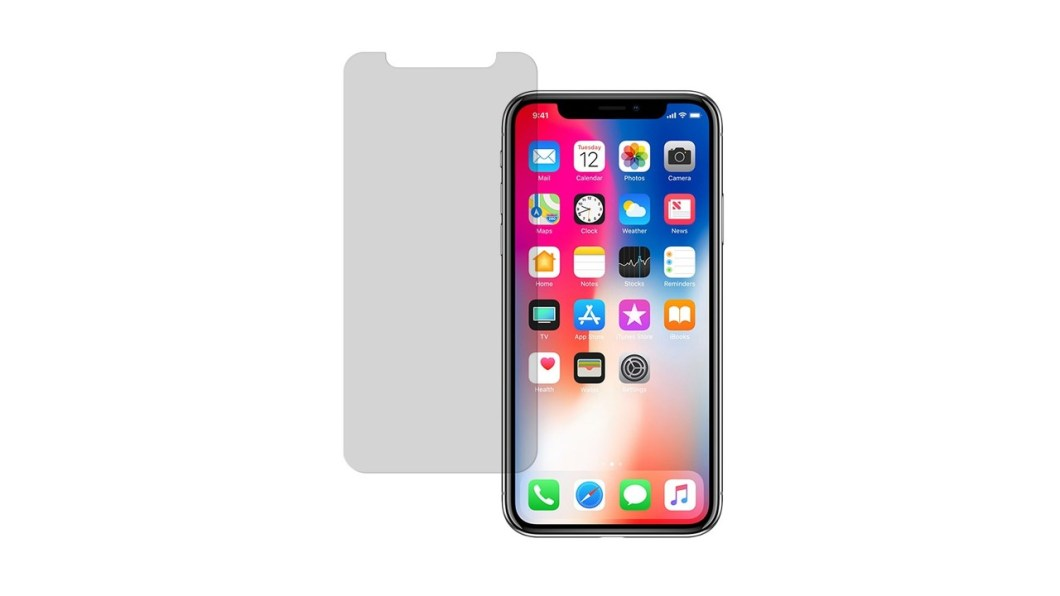 Cristal templado para iPhone