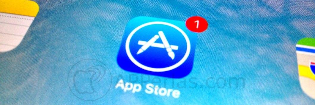 App store sección educativa