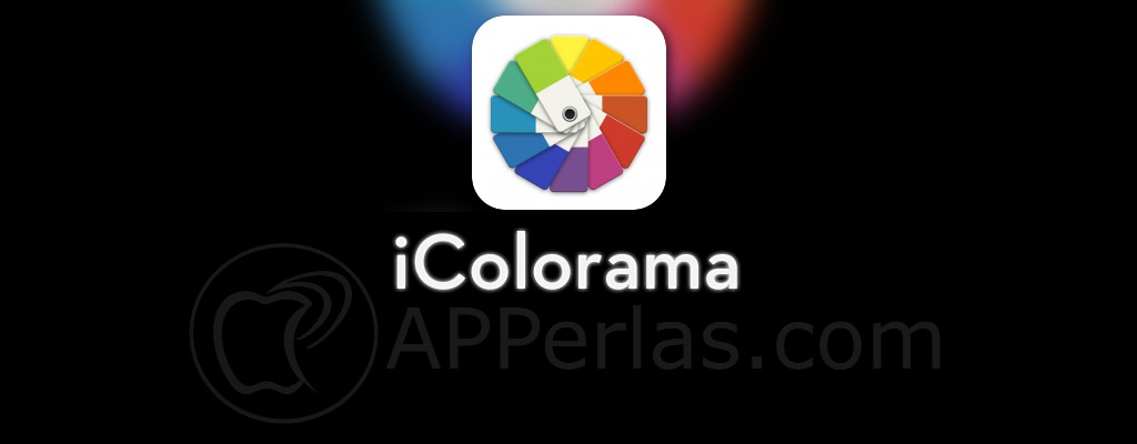 Icolorama S app