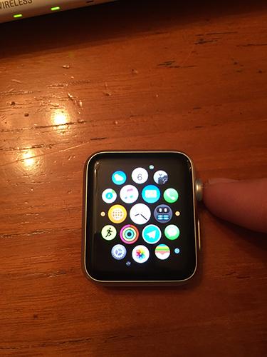Limpiar el Apple Watch 2