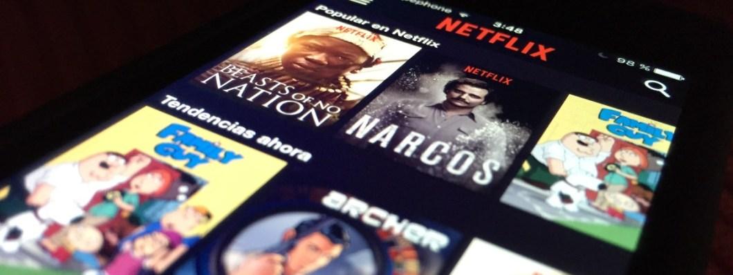 suscripción de Netflix