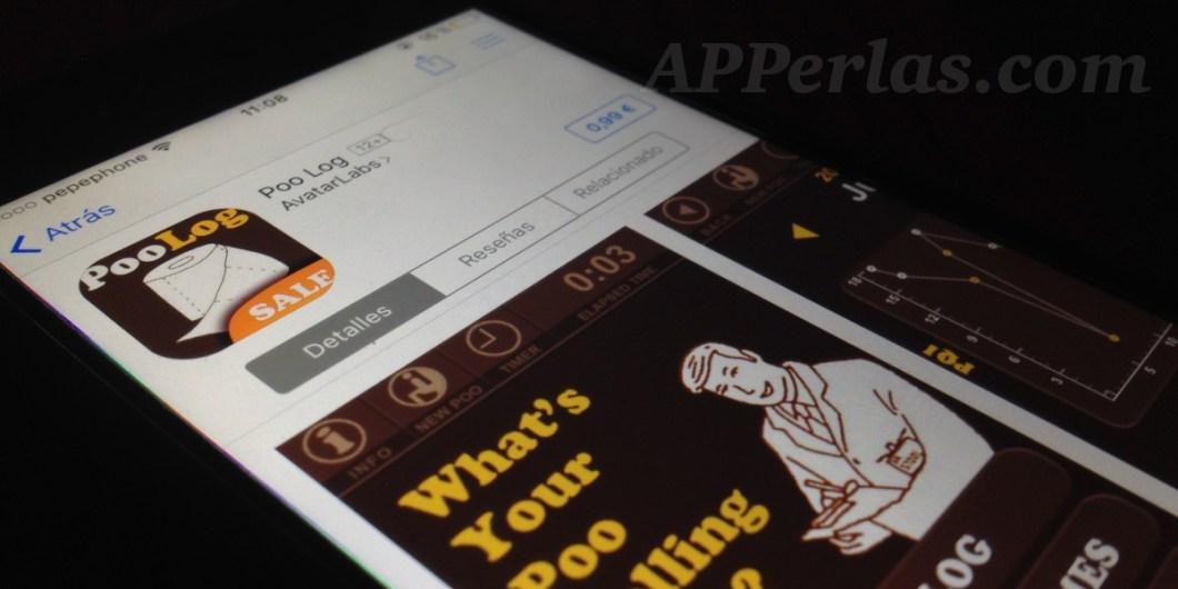 Poo log app