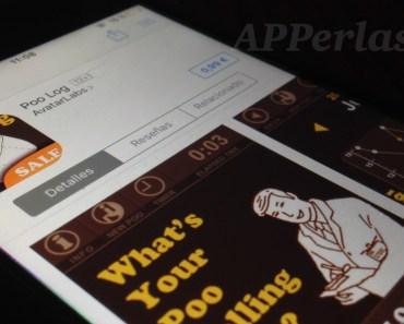 ¿Creías que lo habías visto todo en apps? App para ir al baño