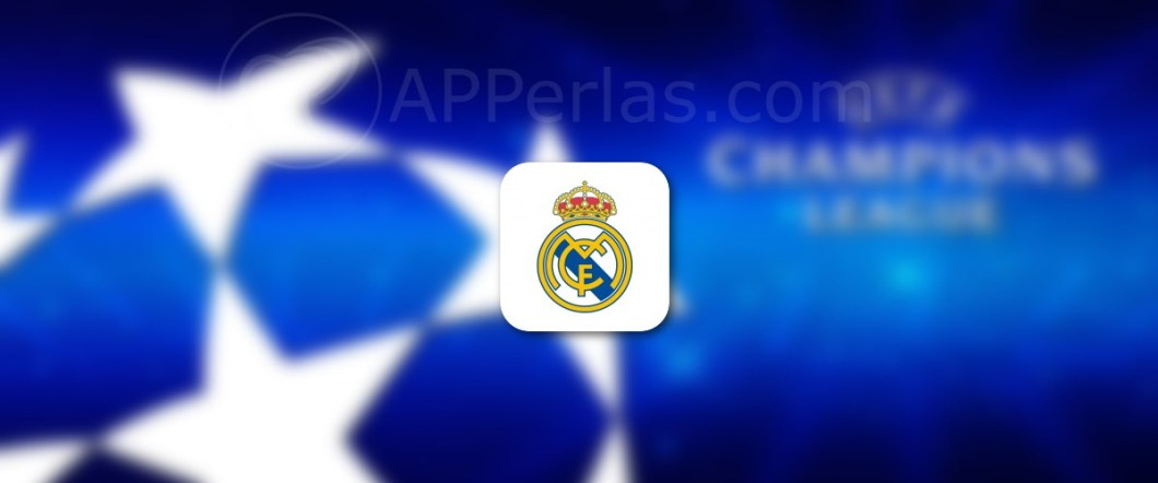 Real madrid app champions