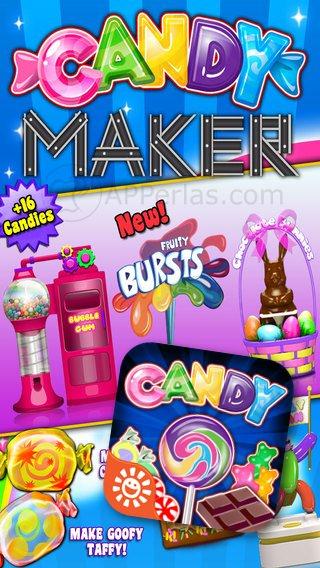 Candy maker app