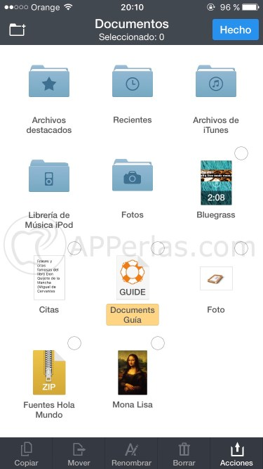 Documents 5 apps para vacaciones